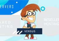 Shared hosting versus reseller hosting