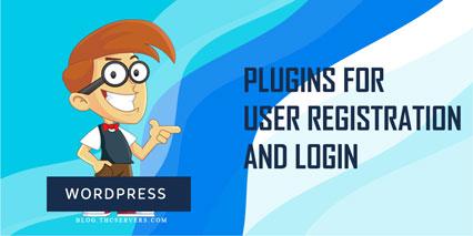 Top 3 WordPress Plugins for User Registration and Login